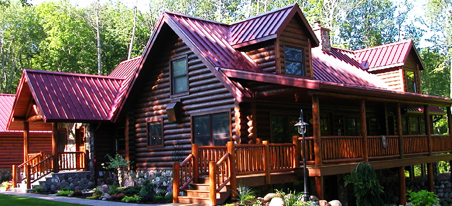 MN Log Homes For Sale