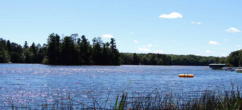 Rhinelander Wisconsin Lake Property