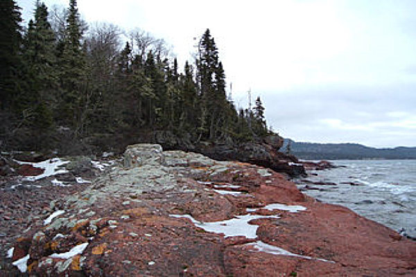 Agate Point Lake Superior Real Estate