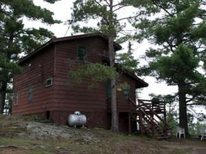 International falls cabin for rent for Falls lake cabin rentals
