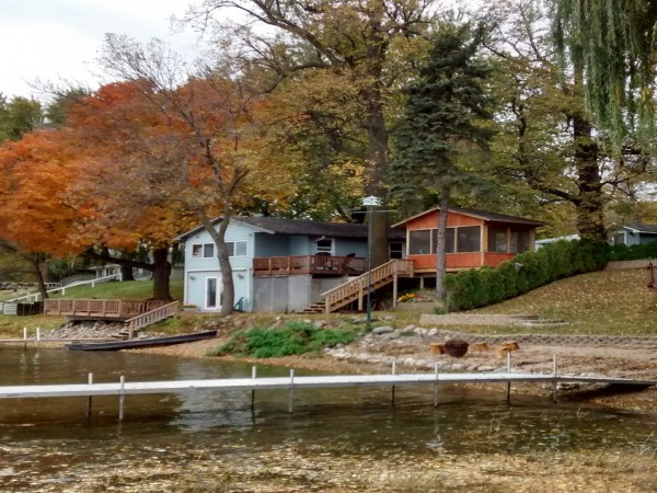 Maple Lake MN Cabin Rental. Waters Edge Maple Lake Cabin   1 Hour From Twin  Cities $600