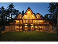 Wisconsin Log Homes For Sale - LakePlace com